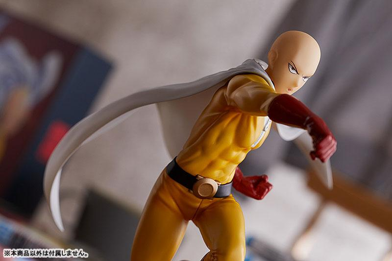 POP UP PARADE One-Punch Man Saitama Hero Costume Ver. Complete Figure