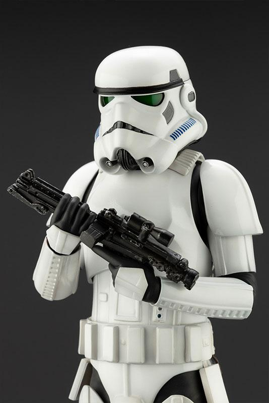 ARTFX Star Wars /A New Hope Stormtrooper A New Hope ver. 1/7 Easy Assembly Kit 9