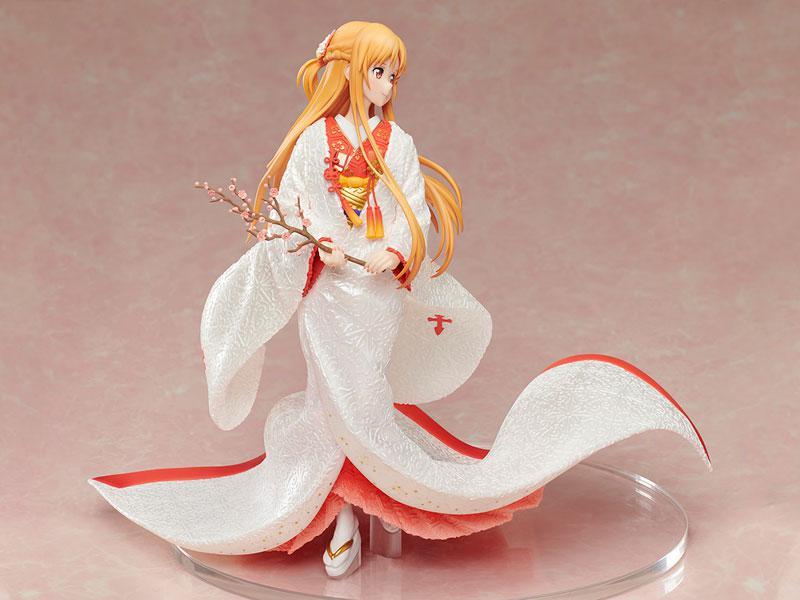 Sword Art Online Alicization Asuna -Shiromuku- 1/7 Complete Figure 0