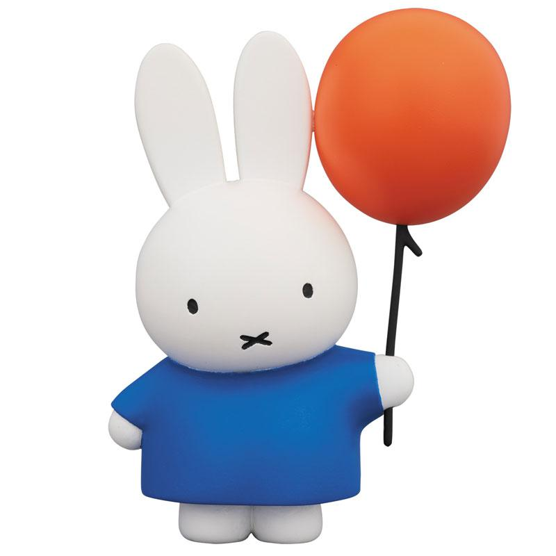 Ultra Detail Figure No.509 UDF Dick Bruna (Series 3) Miffy & Balloon