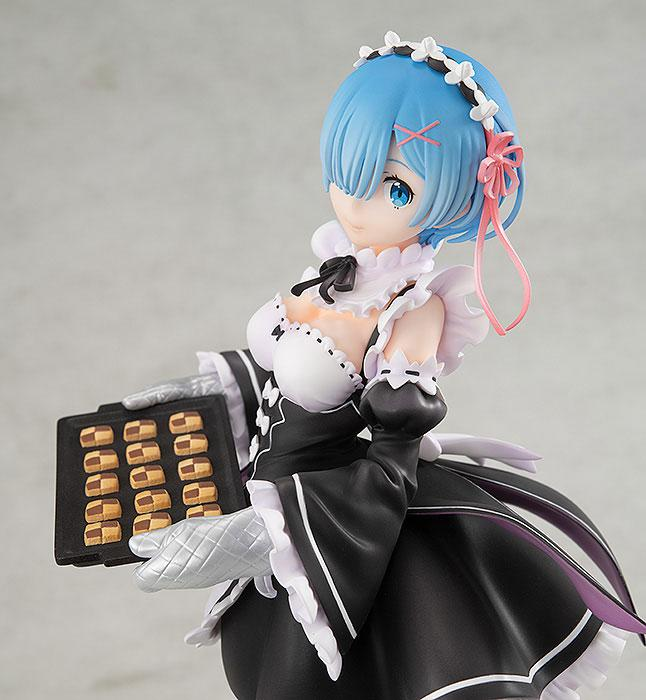 Re:ZERO -Starting Life in Another World- Rem Tea Party Ver. 1/7 Complete Figure 4