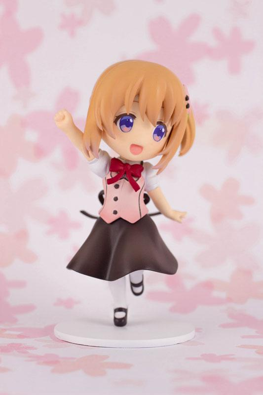 Is the order a rabbit? BLOOM Mini Figure Cocoa product