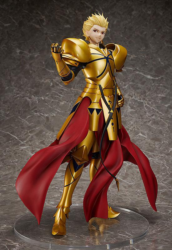 Fate/Grand Order Archer/Gilgamesh 1/4 Complete Figure main