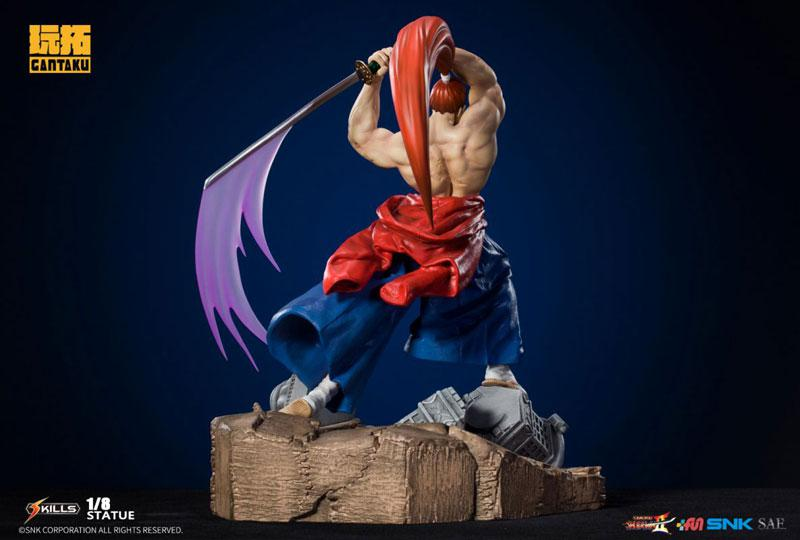 Samurai Shodown 2/ Genjuro Kibagami 1/8 Statue 4