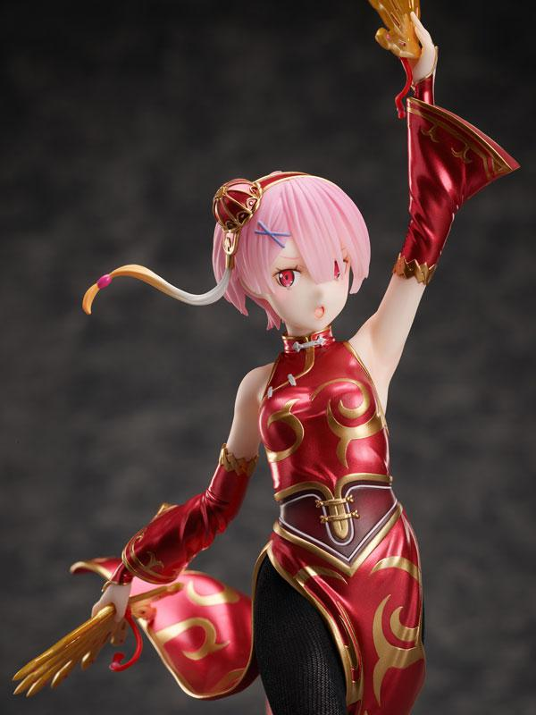 Re:ZERO -Starting Life in Another World- Ram China Dress ver. 1/7 Complete Figure