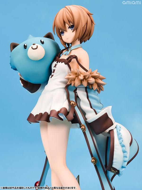 "Hyperdimension Neptunia ""Blanc"" Waking Up Ver. 1/8 Complete Figure"
