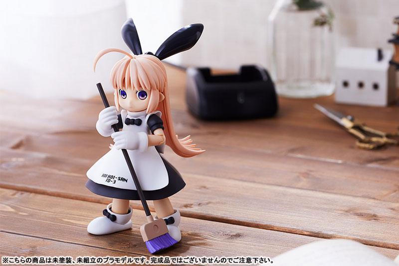 Ichigeki Sacchu!! HoiHoi-san NEW EDITION 1/1 HoiHoi-san NEW EDITION Plastic Model 9