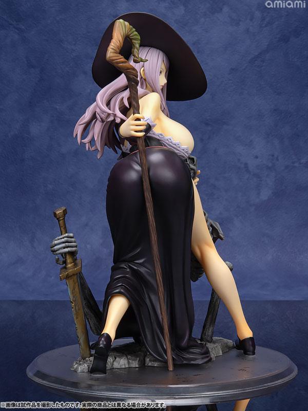 Dragon's Crown Sorceress Darkness Crow ver. 1/7 Complete Figure 5