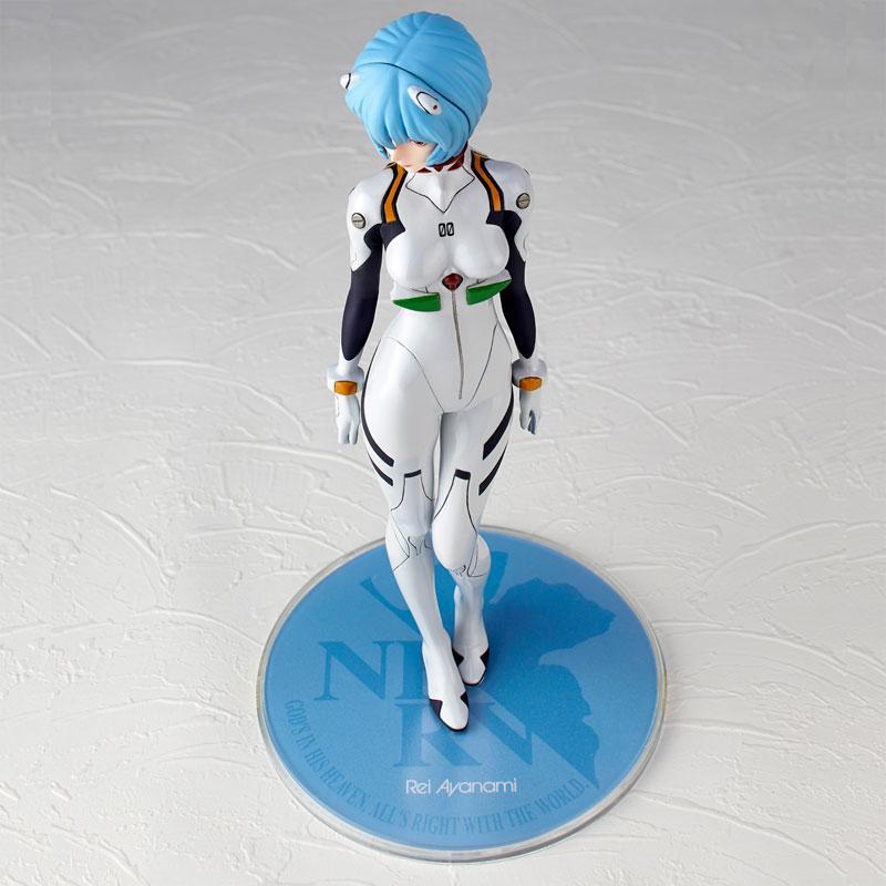 HAYASHI HIROKI FIGURE COLLECTION Eva Girls Rei 1/7 Complete Figure
