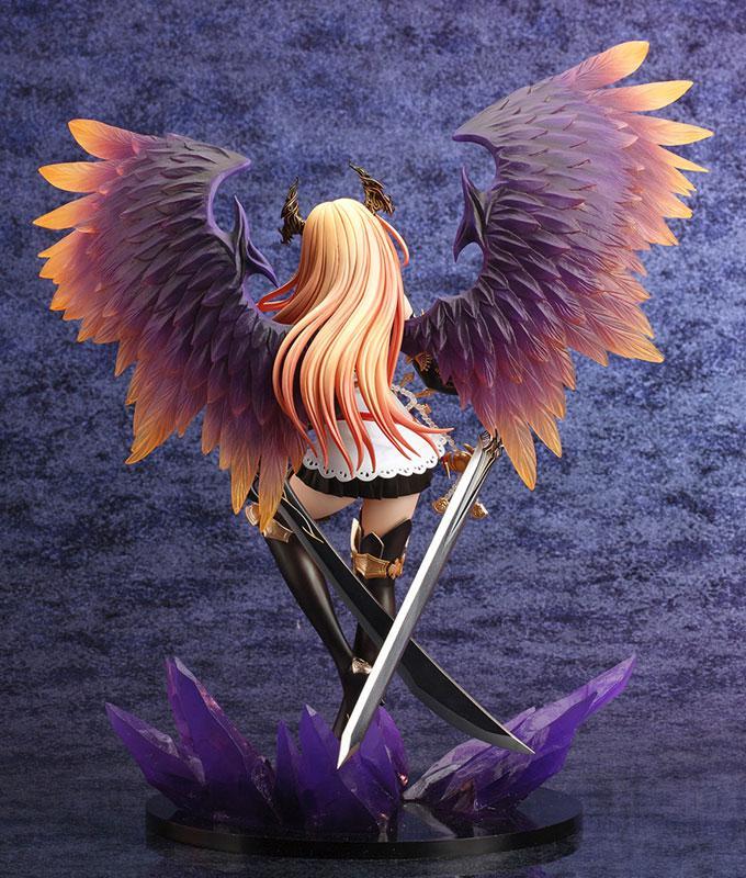 Rage of Bahamut Dark Angel Olivia Renewal Package ver. 1/8 Complete Figure product