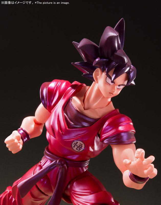 """S.H.Figuarts Son Goku Kaio-ken """"Dragon Ball Z"""" 4"""