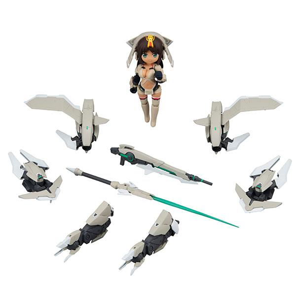 Desktop Army Alice Gear Aegis Shitara Kaneshiya (Karwa Chauth Equipment) Posable Figure