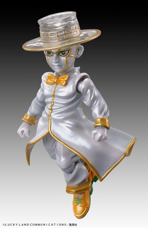 Super Action Statue JoJo's Bizarre Adventure Part.IV Rohan Kishibe & Heaven's Door