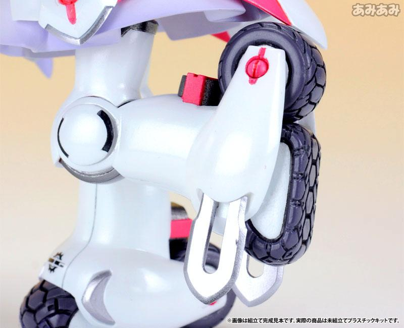 Ichigeki Sacchu!! HoiHoi-san LEGACY 1/1 DG-001LN Usagear Plastic Model 8