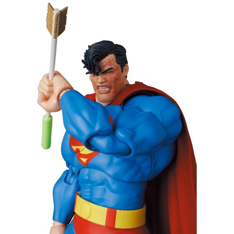 "MAFEX No.161 MAFEX SUPERMAN (The Dark Knight Returns) ""The Dark Knight Returns"" product"
