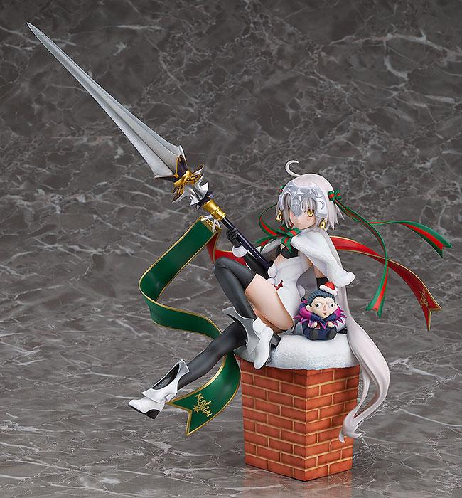 Fate/Grand Order - Lancer/Jeanne d'Arc Alter Santa Lily 1/7 Complete Figure product