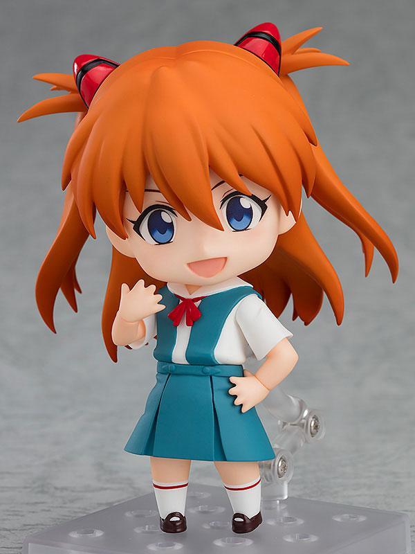 Nendoroid Rebuild of Evangelion Asuka Langley Shikinami product