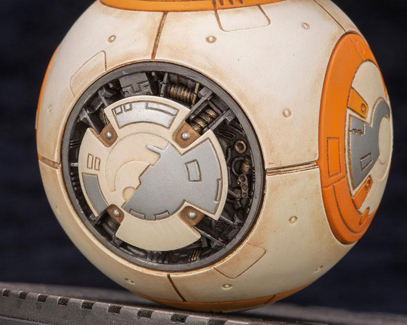 ARTFX STAR WARS: THE RISE OF SKYWALKER D-O & BB-8 1/7 Easy Assembly Kit