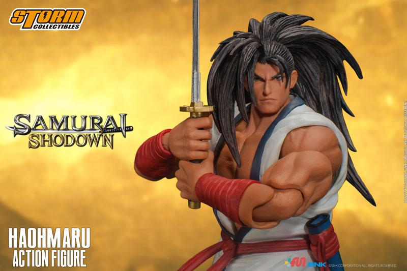 Samurai Shodown Action Figure Haohmaru product