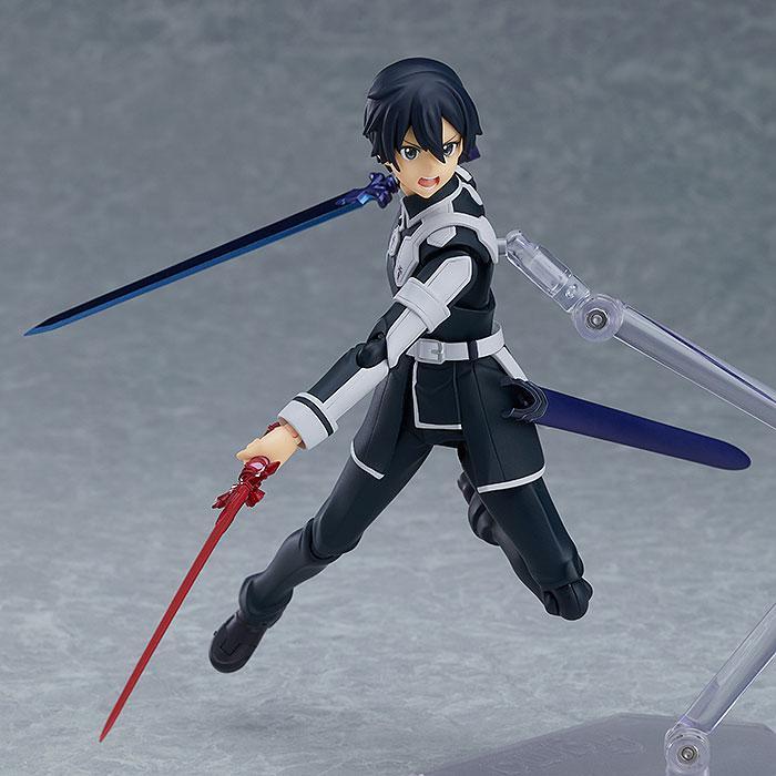 figma Sword Art Online: Alicization Kirito Alicization ver.