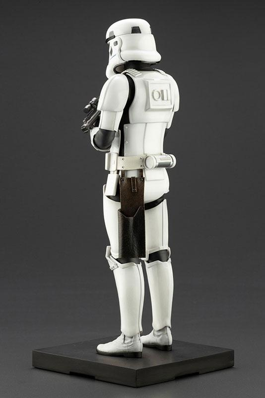 ARTFX Star Wars /A New Hope Stormtrooper A New Hope ver. 1/7 Easy Assembly Kit 2
