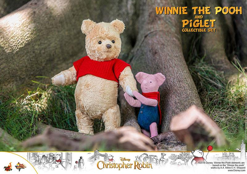"Movie Masterpiece ""Christopher Robin"" Pooh & Piglet (2Item Set)"