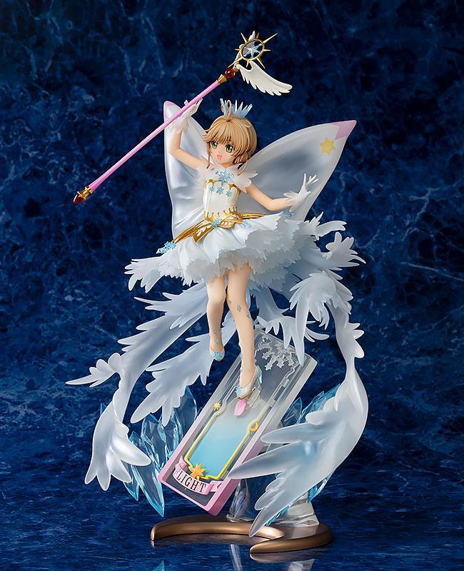 Cardcaptor Sakura: Clear Card Sakura Kinomoto Hello Brand New World 1/7 Complete Figure 0