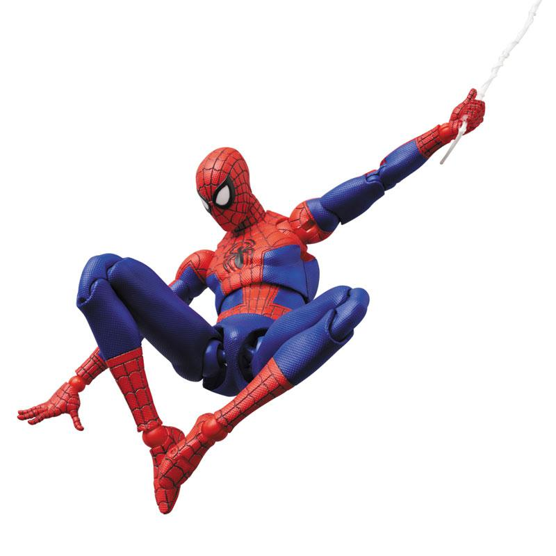 "MAFEX No.109 MAFEX SPIDER-MAN (Peter B Parker) ""SPIDER-MAN: INTO THE SPIDER-VERSE"""