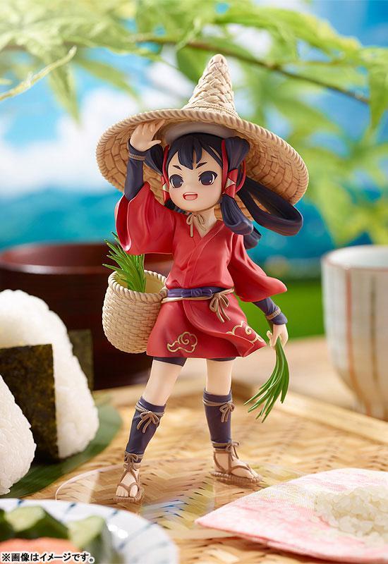 POP UP PARADE Sakuna: Of Rice and Ruin Princess Sakuna Complete Figure