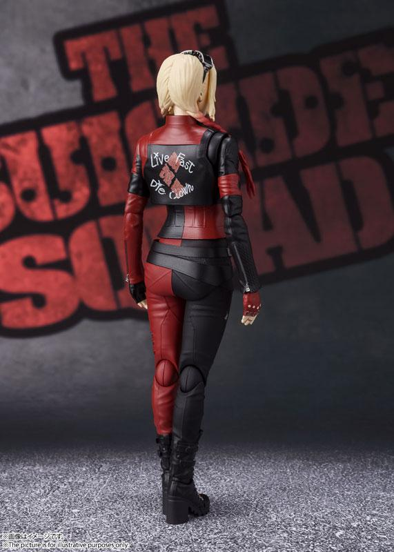 S.H.Figuarts Harley Quinn (The Suicide Squad) product