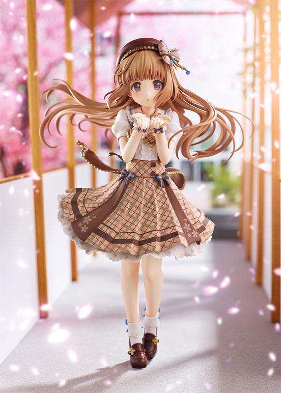 THE IDOLM@STER Cinderella Girls Yoshino Yorita [Harube to Sakuya]+ 1/7 Complete Figure
