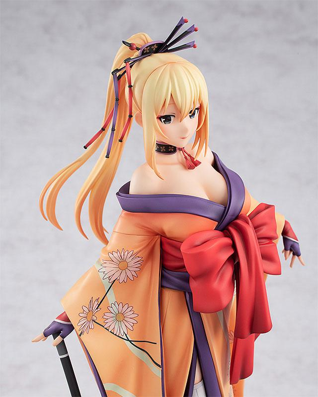 KDcolle Movie KonoSuba: God's Blessing on this Wonderful World! Kurenai Densetsu Darkness Oiran Ver. 1/7 Complete Figure