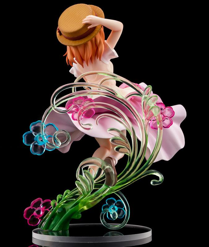 Is the order a rabbit? BLOOM Cocoa in Full Bloom Summer Dress Ver. 1/7 Complete Figure