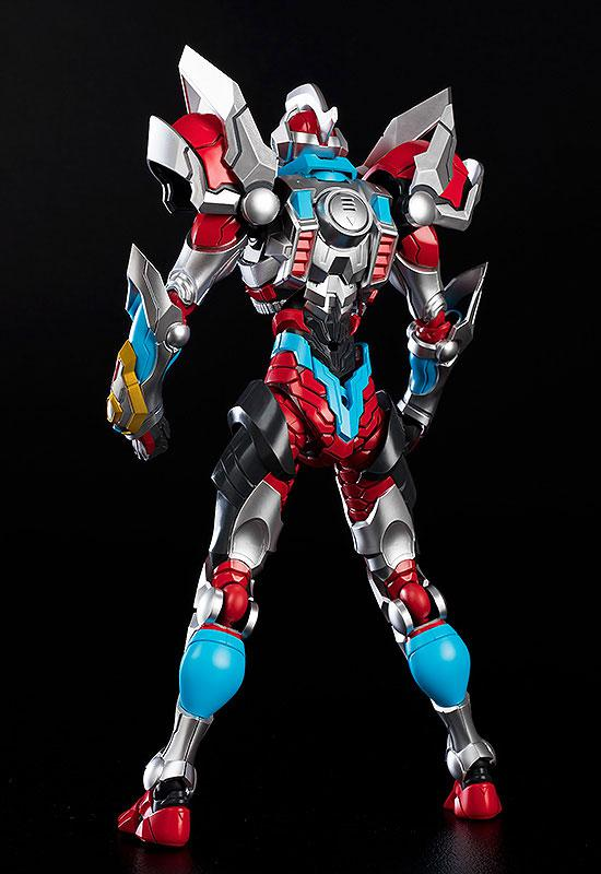 GIGAN-TECHS SSSS.GRIDMAN Gridman Posable Figure 1