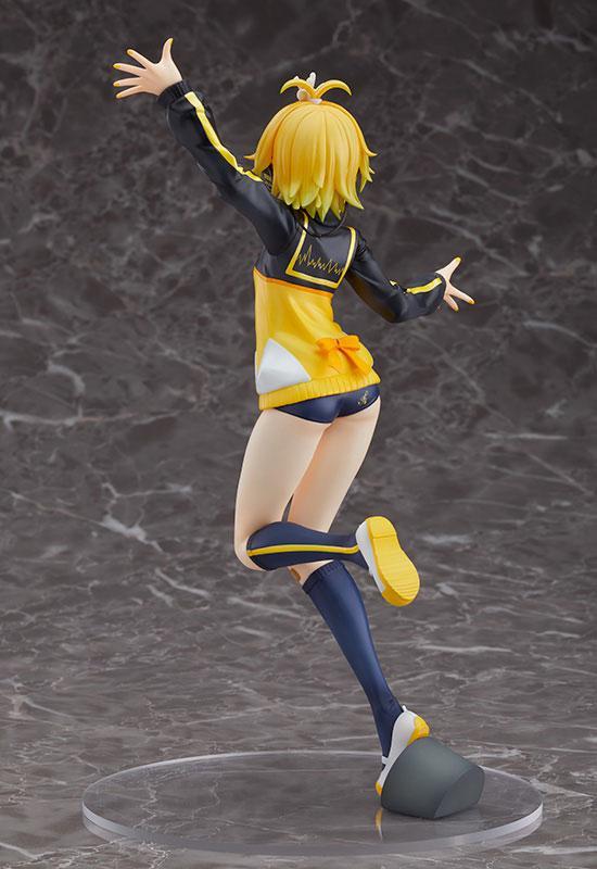 Hatsune Miku -Project DIVA- F 2nd Kagamine Rin Stylish Energy R Ver. 1/7 Complete Figure 2