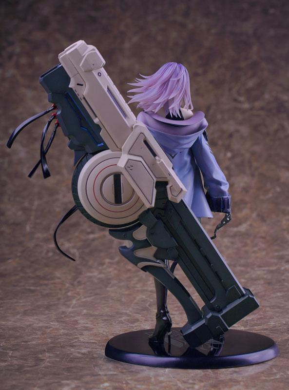 Kidou Sentai Iron Saga Teresa Complete Figure 0
