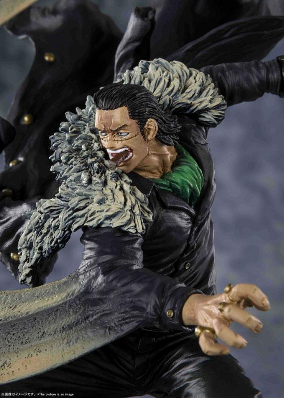 "Figuarts ZERO [EXTRA BATTLE] Sir Crocodile -Choujou Kessen- ""ONE PIECE"" 3"