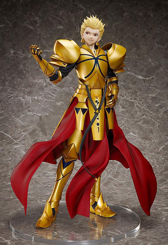 Fate/Grand Order Archer/Gilgamesh 1/4 Complete Figure 0