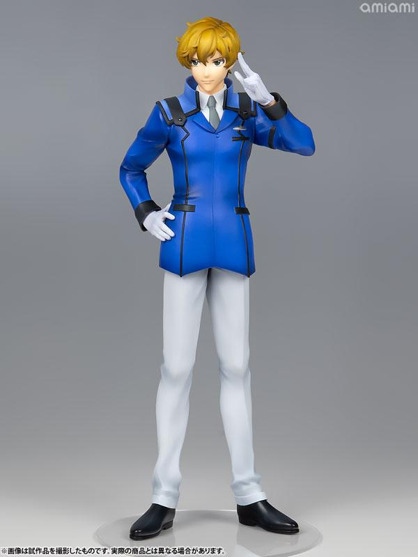 Gundam Guys Generation Mobile Suit Gundam 00 Graham Aker 1/8 Complete Figure 0