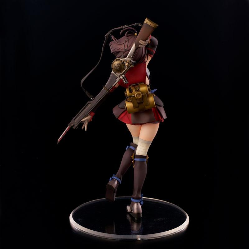 Kabaneri of the Iron Fortress Mumei Unato Decisive Battle Ver. 1/6 Complete Figure