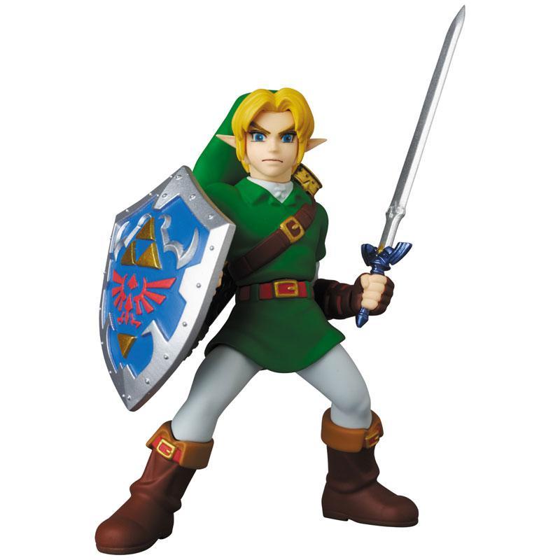 "Ultra Detail Figure No.564 UDF Link Ocarina of Time Ver.) ""The Legend of Zelda"" product"