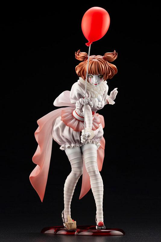HORROR BISHOUJO IT Pennywise (2017) 1/7 Complete Figure 6