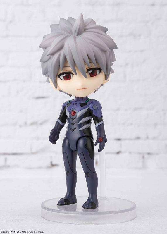 "Figuarts mini Kaworu Nagisa ""Evangelion: 3.0 You Can [Not] Redo"" product"