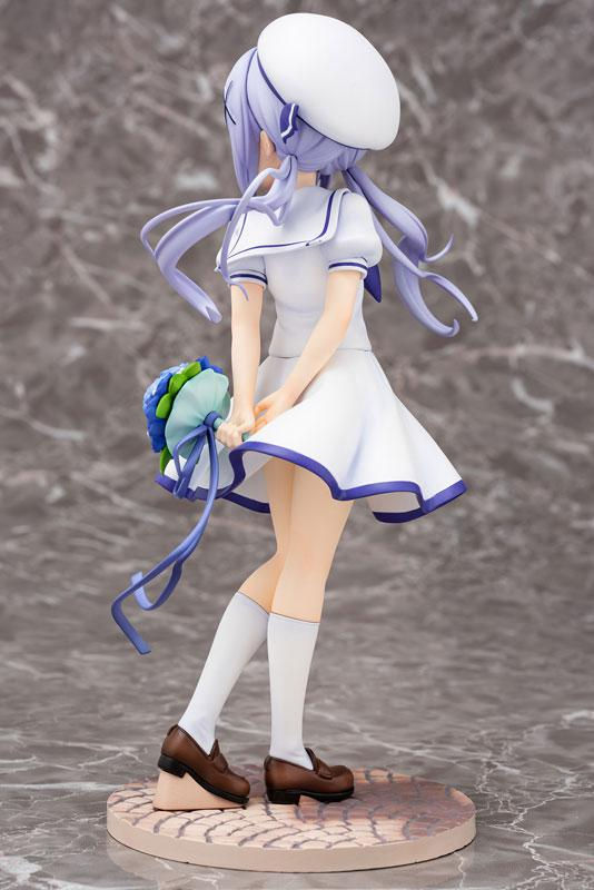 Is the order a rabbit?? Chino (Summer Uniform) 1/7 Complete Figure 1