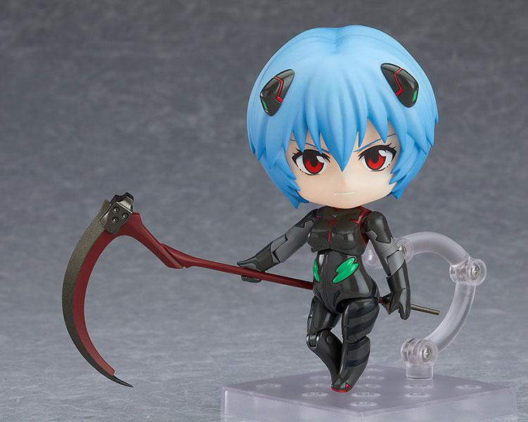 Nendoroid Rebuild of Evangelion Rei Ayanami [Tentative Name] Plug Suit Ver.