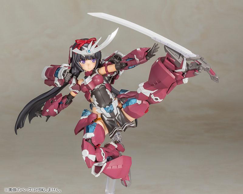 Frame Arms Girl Magatsuki Plastic Model 4