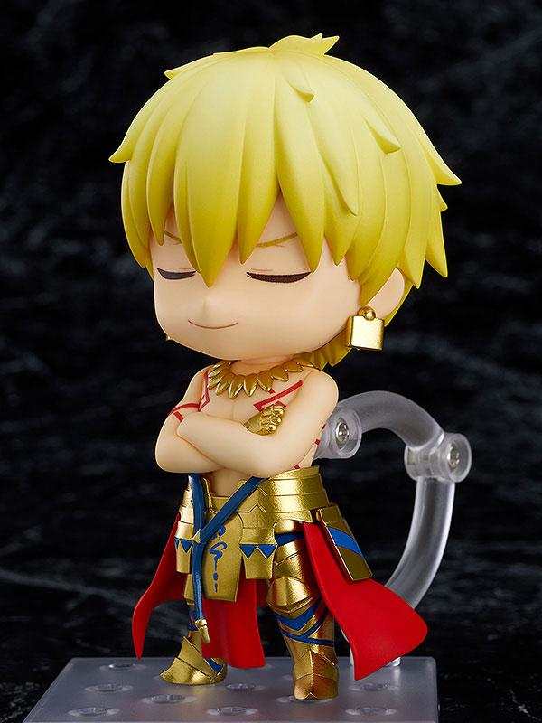 Nendoroid Fate/Grand Order Archer/Gilgamesh Third Ascension ver. 3
