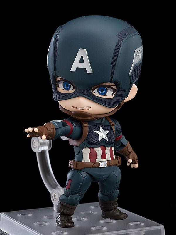 Nendoroid Avengers: Endgame Captain America Endgame Edition DX Ver. 1