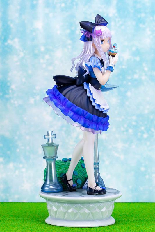 """Fuzichoco Original Illustration """"Ao no Alice"""" Non Scale Complete Figure 6"""