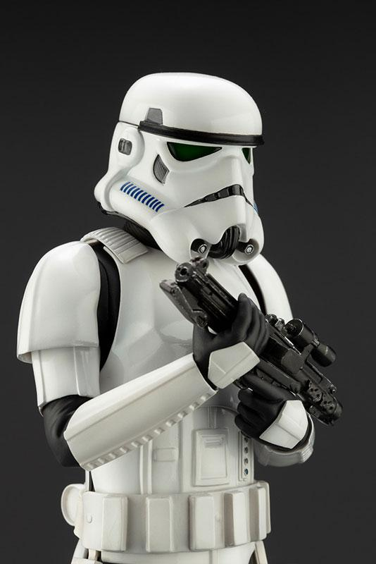 ARTFX Star Wars /A New Hope Stormtrooper A New Hope ver. 1/7 Easy Assembly Kit 7